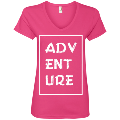 Adventure Women's Travel T-Shirt - The Art Of Travel Store: Travel Accessories, Travel Clothes, Travel Gear