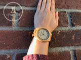 Eco-Friendly Wood Watch Wanderlust Limited Edition - The Art Of Travel Store: Travel Accessories, Travel Clothes, Travel Gear