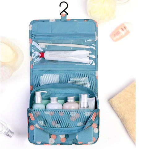 Makeup Organizer & Travel Toiletry Bag - The Art Of Travel Store: Travel Accessories, Travel Clothes, Travel Gear