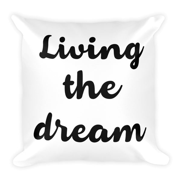 ROAM World Living A Dream Travel Pillow - The Art Of Travel Store: Travel Accessories and Travel T-Shirts