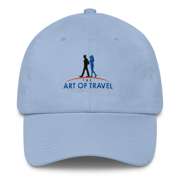 The Art of Travel Premium Cap - The Art Of Travel Store: Travel Accessories and Travel T-Shirts