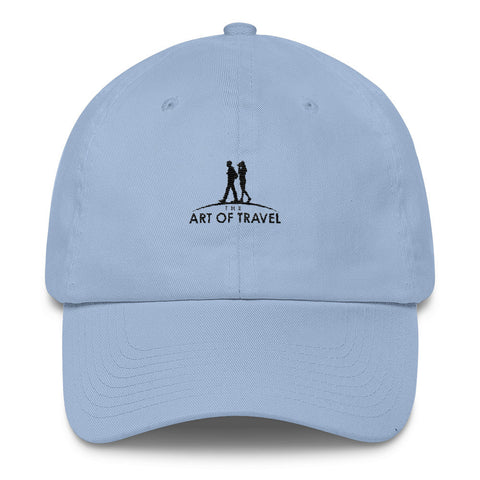 The Art of Travel Premium Cap - The Art Of Travel Store: Travel Accessories, Travel Clothes, Travel Gear