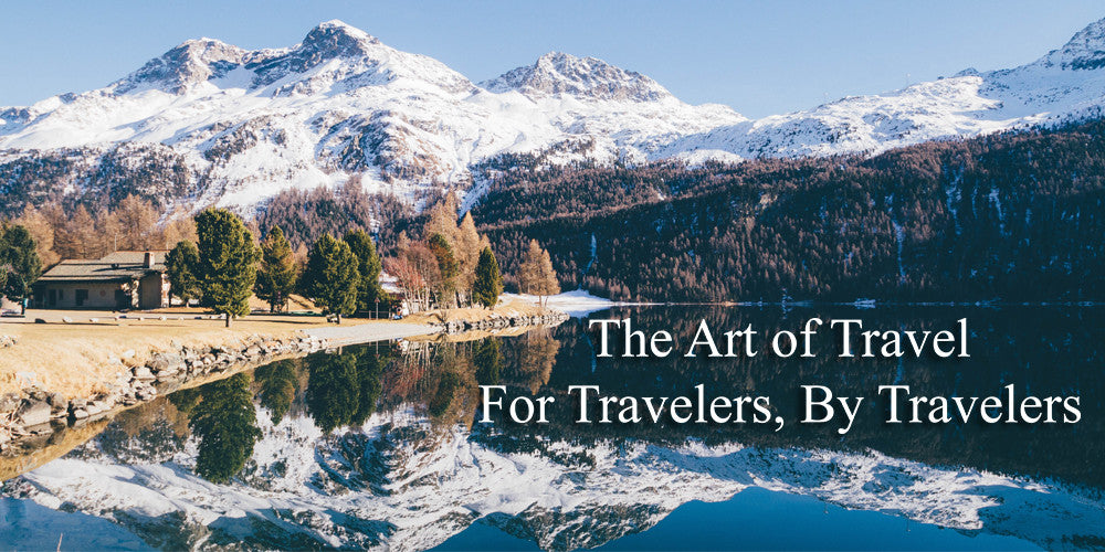 The Art Of Travel Store: Travel Accessories, Travel Clothes, Travel Gear