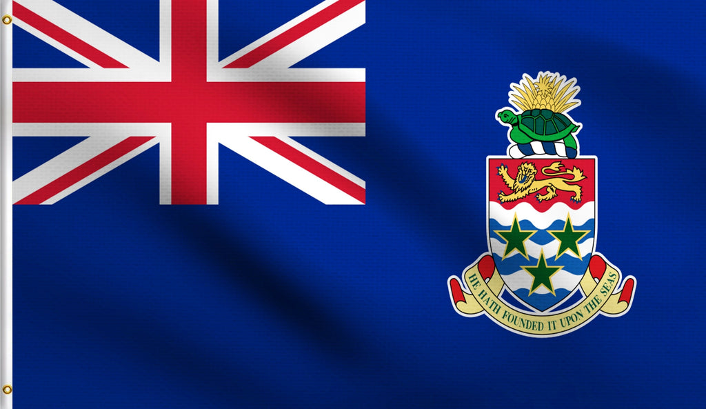 3x5 Cayman Islands Caymans Polyester Flag