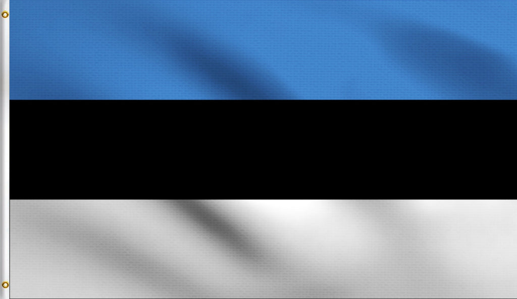 2x3 Estonia Polyester Flag Estonian