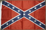 2'X3' Confedereate Polyester Flag Rebel