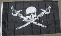 3'X5' Brethren Of The Coast Pirate Polyester Flag