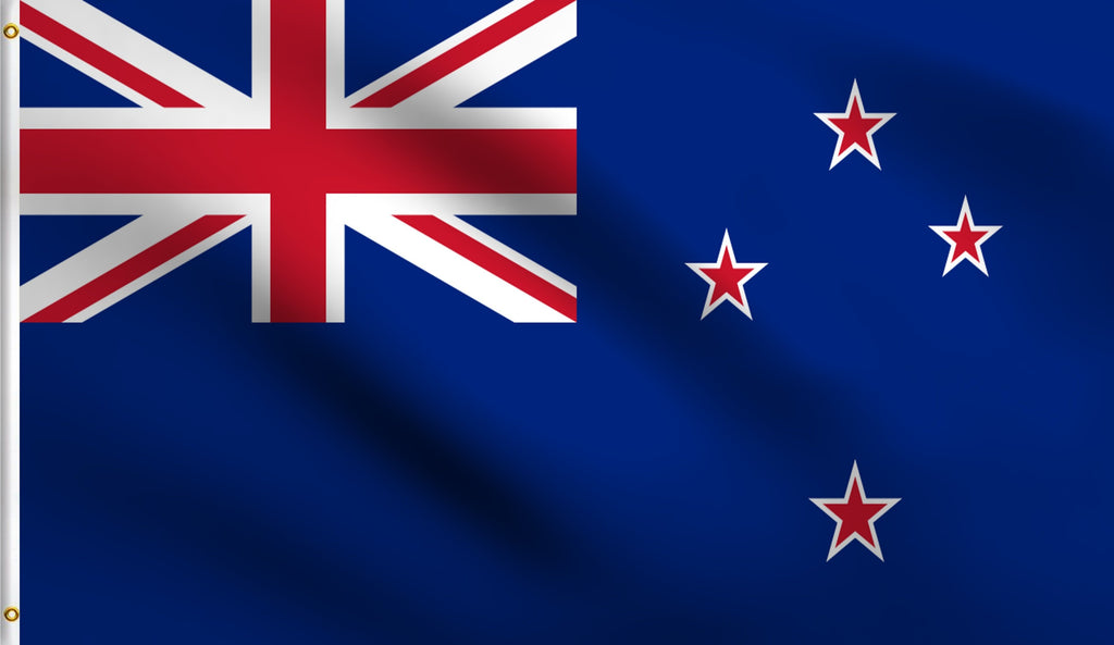 3x5 New Zealand Polyester Flag