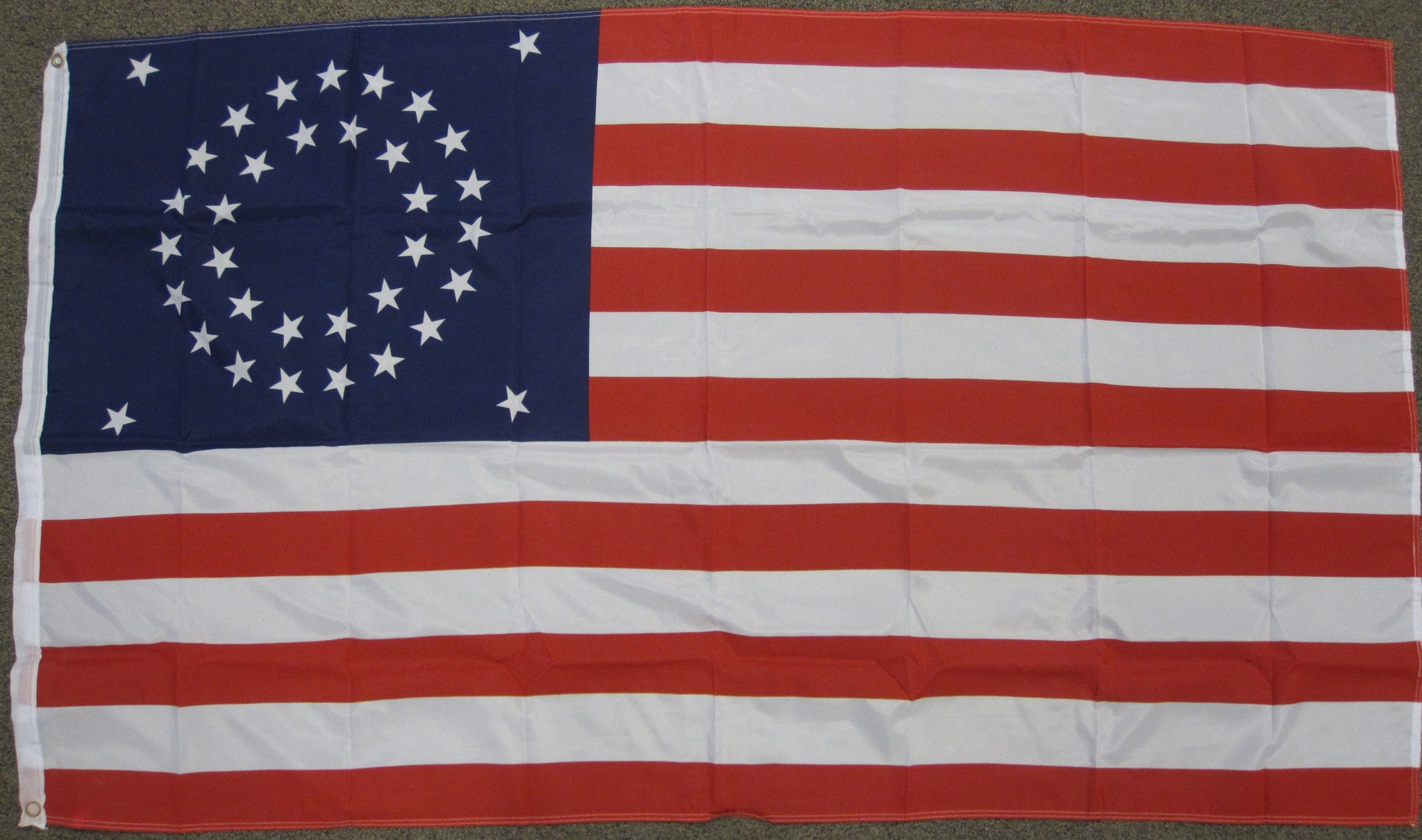 3'X5' 35 STAR USA Polyester Flag American Civil WAR