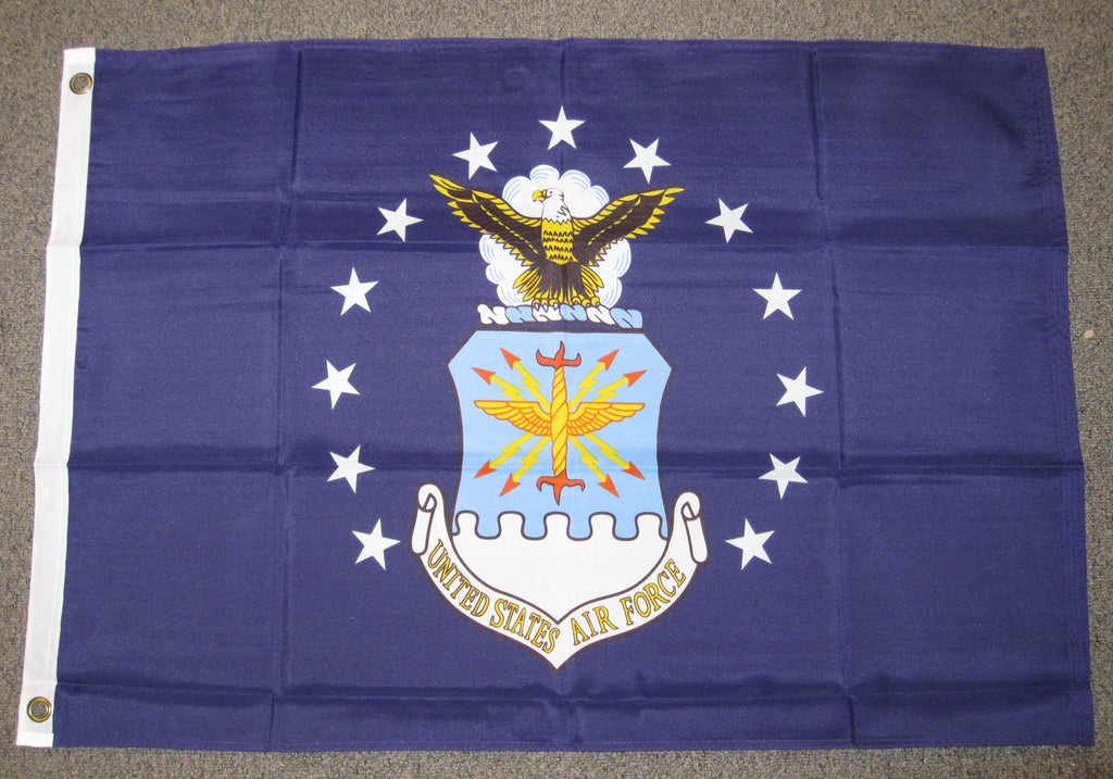 2'X3' U.S Airforce Polyester Flag