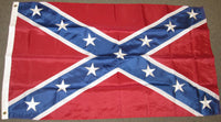 3'X5' Confederate Nylon Flag Rebel