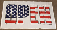 3'X5' USA Open Polyester Flag American Flag
