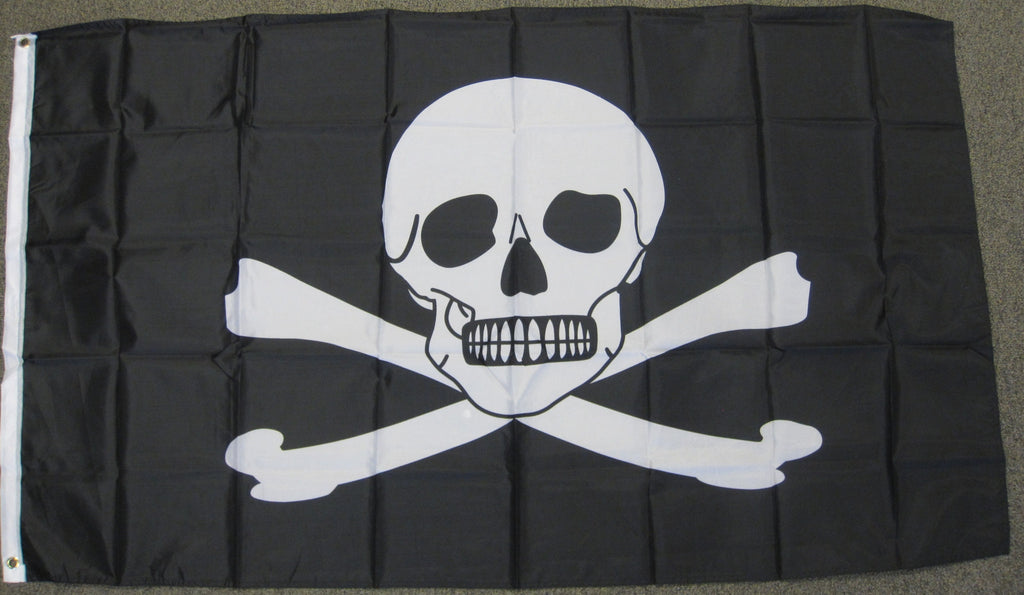3'X5' Poison Pirate Polyester Flag