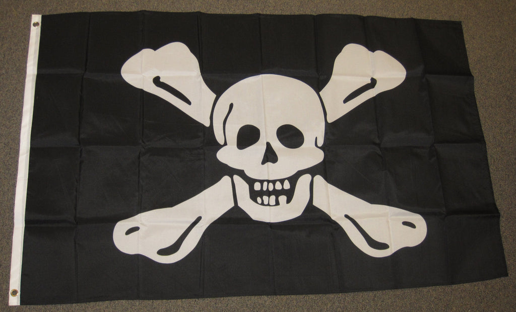 3'X5' Richard Worley Pirate Polyester Flag