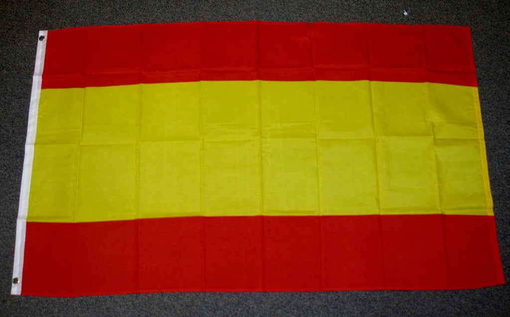 3'X5' Spain Polyester Flag Spanish