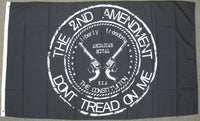 3'X5' The 2ND Amendment Dont Tread On Me Polyester Flag