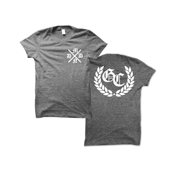 GC Heather Grey Tee