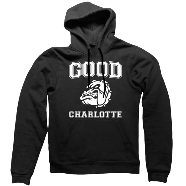 Collegiate Pullover Black