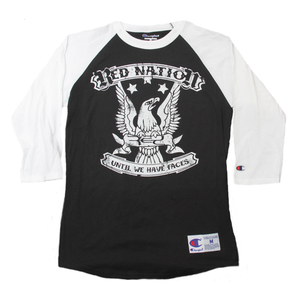 Red Nation Raglan