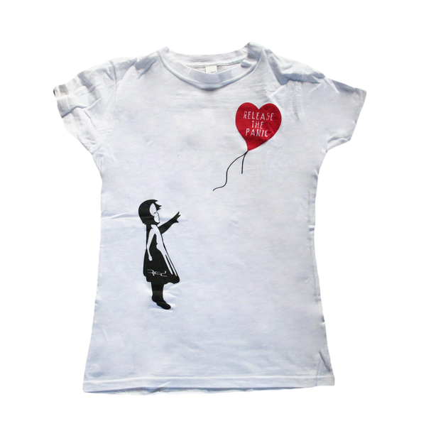 Balloon Ladies Tee