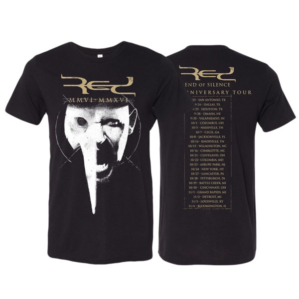 End of Silence Tour Tee