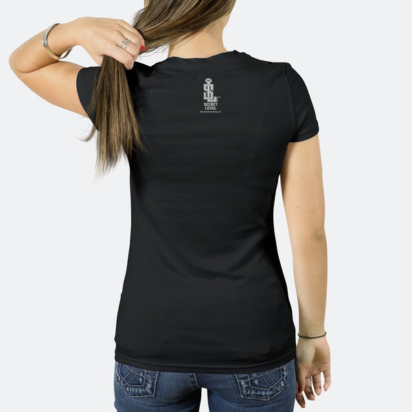 Women-Sith Lord Metal-T Shirt