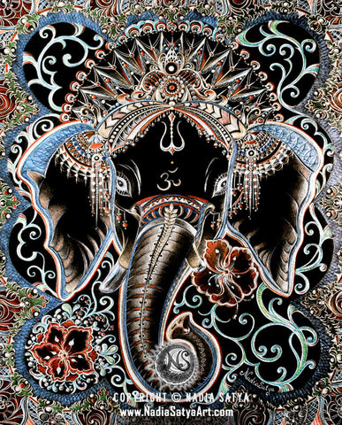 SPECIAL - Ganesha 2 | New Print