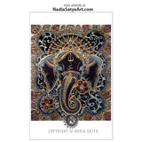 SPECIAL - Ganesha 1 | New Print