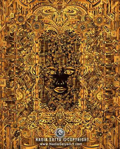 Beauty of the Soul | Gold Edition Limited - New Print