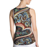 Love Love Love Sublimation Cut & Sew Tank Top