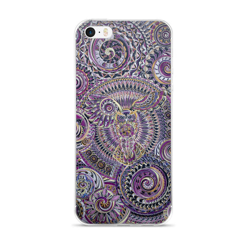 Wisdom iPhone 5/5s/Se, 6/6s, 6/6s Plus Case