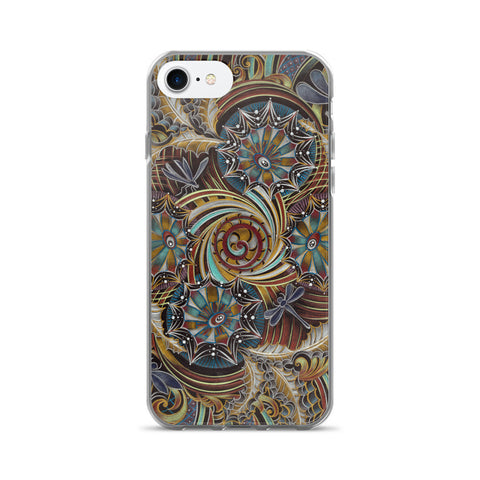 Fetterless Dragonflies - iPhone 7/7 Plus Case