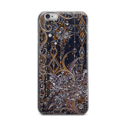 Night Song - iPhone 5/5s/Se, 6/6s, 6/6s Plus Case