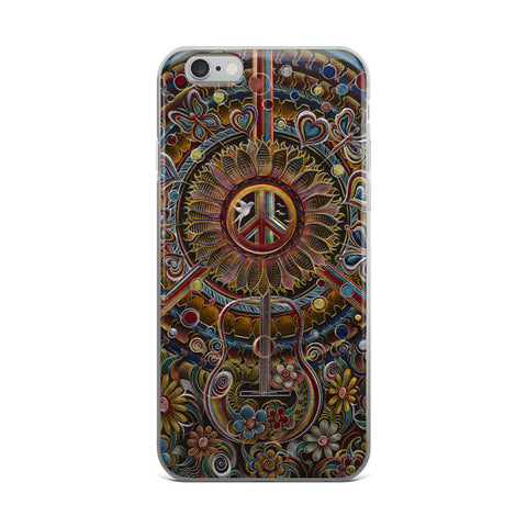 Window of Freedom - iPhone 5/5s/Se, 6/6s, 6/6s Plus Case
