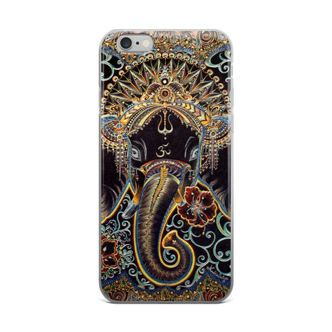 Ganesha iPhone 5/5s/Se, 6/6s, 6/6s Plus Case