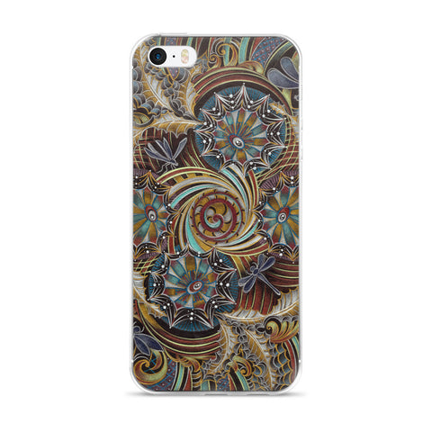 Fetterless Dragonflies - iPhone 5/5s/Se, 6/6s, 6/6s Plus Case
