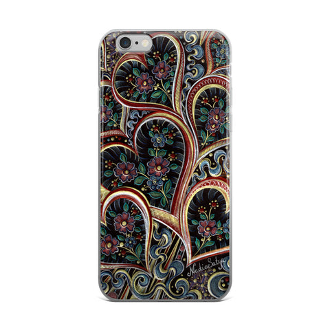 Love Love Love iPhone 5/5s/Se, 6/6s, 6/6s Plus Case