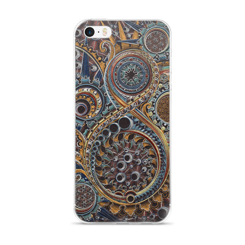 Infinite Energy iPhone 5/5s/Se, 6/6s, 6/6s Plus Case