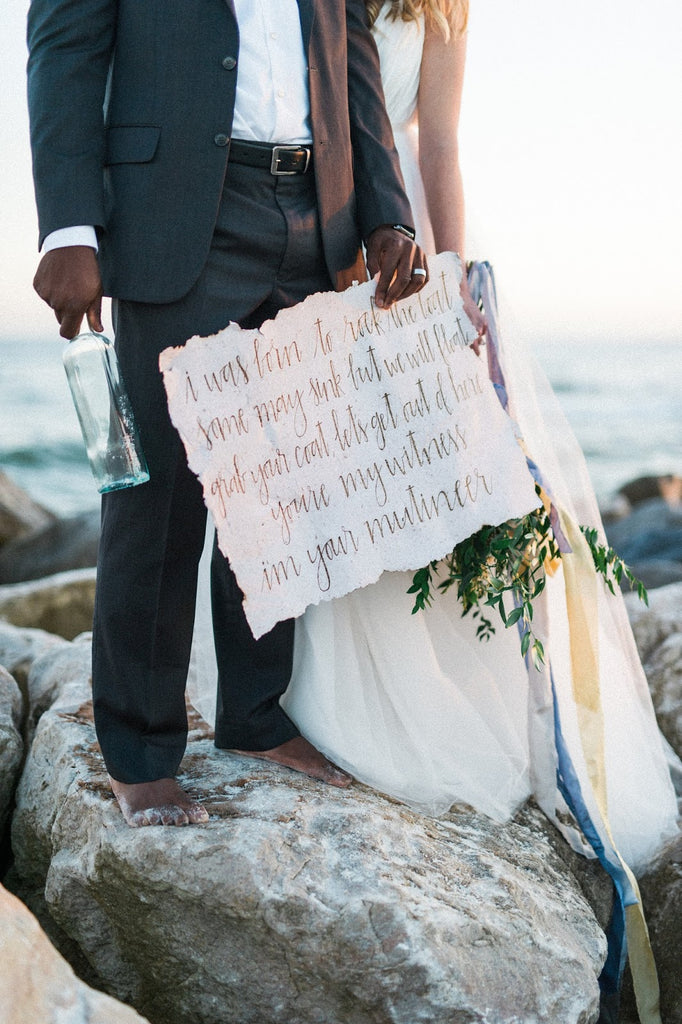 southeastern bride magazine image wedding elopement gulf coast