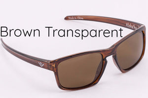 Dark Brown Lens Aloha'ha Shades - Miliani Eyeware