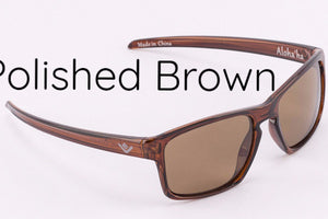 Light Brown Lens Aloha'ha Shades - Miliani Eyeware