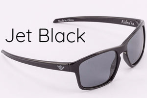 Black Lens Aloha'ha Shades - Miliani Eyeware