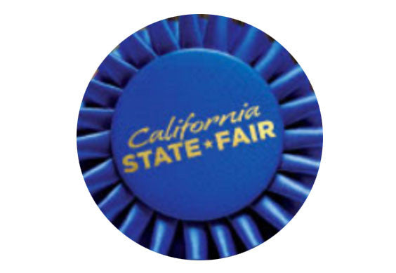 California State Fair Commercial Olive Oil Competition Silver Medal