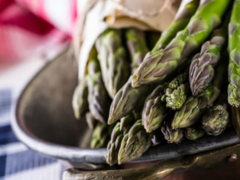 Asparagus: 1 Food, 5 Ways