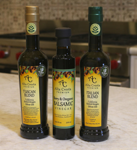 Olive Oil & Artisan Balsamic Vinegar
