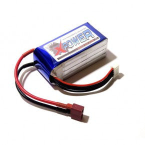 X-Power 4S 95C 1300mAh LiPo Battery, Battery - HobbyLand South Africa