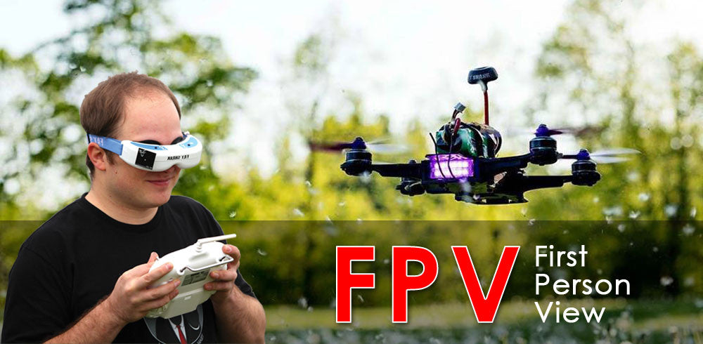 FPV Racing and Freestyle
