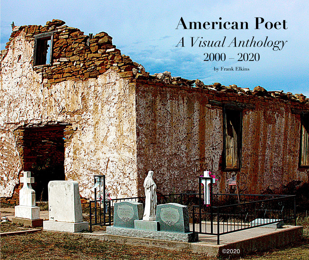 American Poet: A Visual Anthology 2000 – 2020