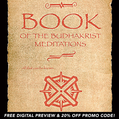 "FREE ""BOOK OF THE BUDHAKRIST MEDITATIONS"" PREVIEW (Digital Download)"