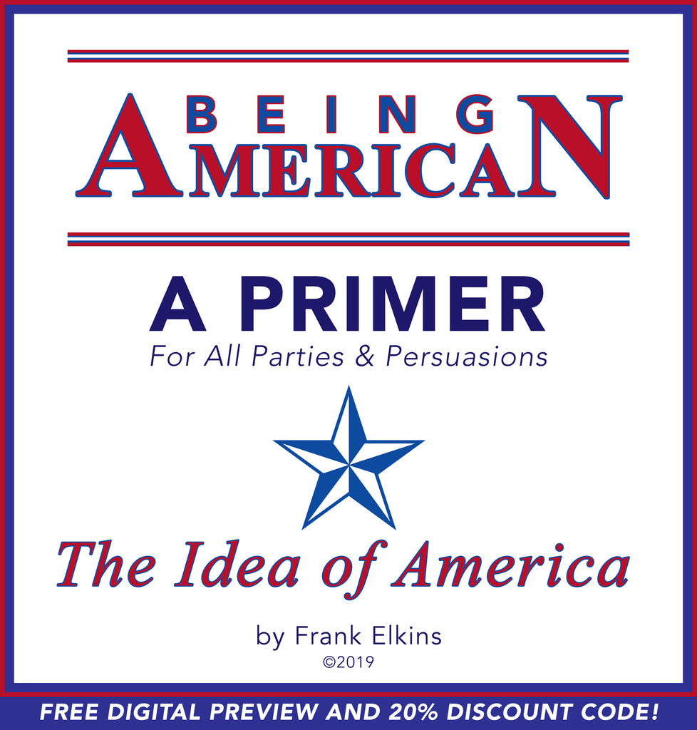 "FREE ""BEING AMERICAN"" PREVIEW (Digital Download)"